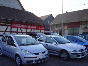 Garage Martin Leu